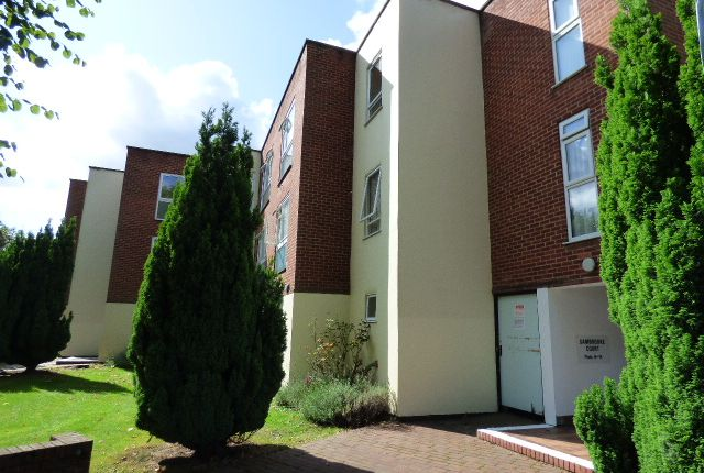 Thumbnail Flat for sale in Sambrooke Court, Abbey Road, Bush Hill Park