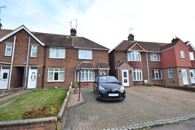 End terrace house to rent in Cowdray Avenue, Colchester