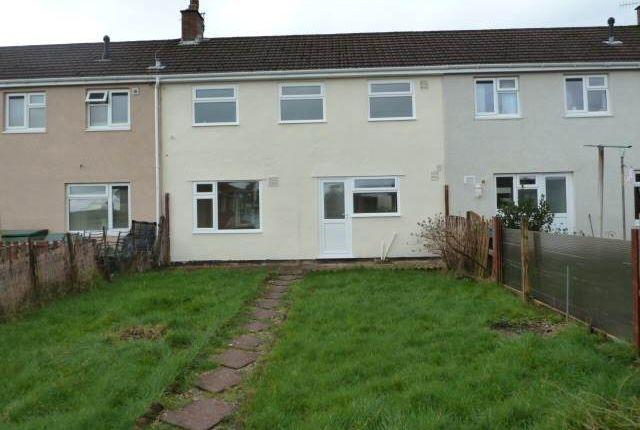 Thumbnail End terrace house to rent in Mynydd Maen Road, Pontnewydd, Cwmbran