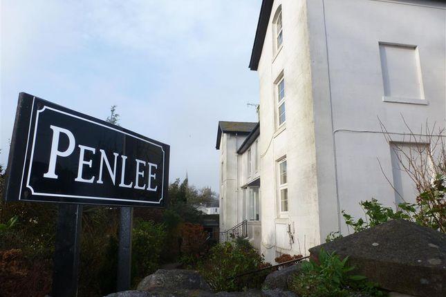 Thumbnail Flat to rent in Lindridge Road, Torquay