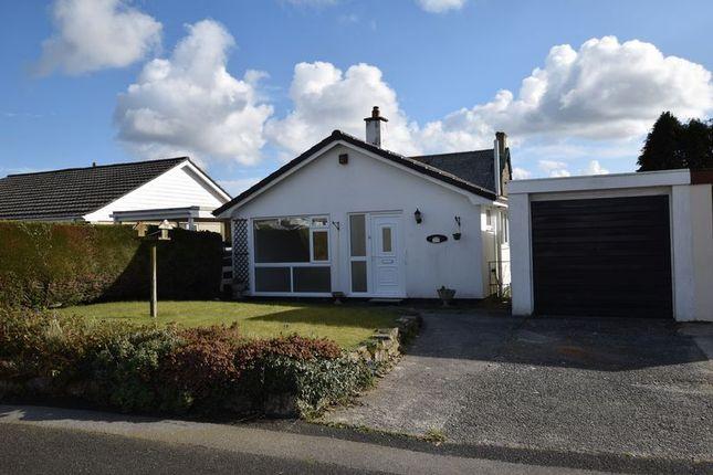 Thumbnail 3 bed detached bungalow for sale in Treburley Close, Treburley, Launceston