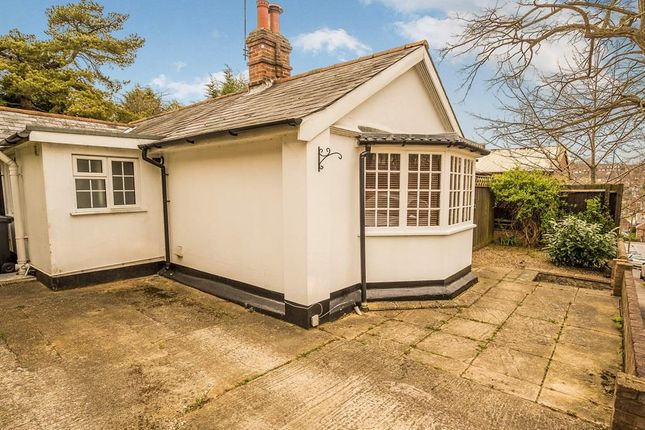 Thumbnail Detached bungalow to rent in Alma Road, Chesham