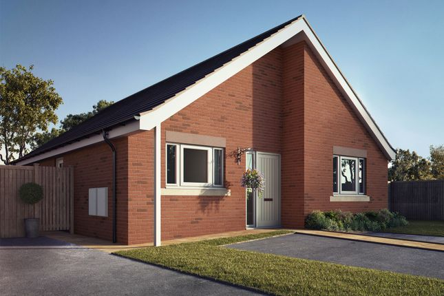 """Thumbnail Bungalow for sale in """"The Stevenston"""" at South Newsham Road, Blyth"""