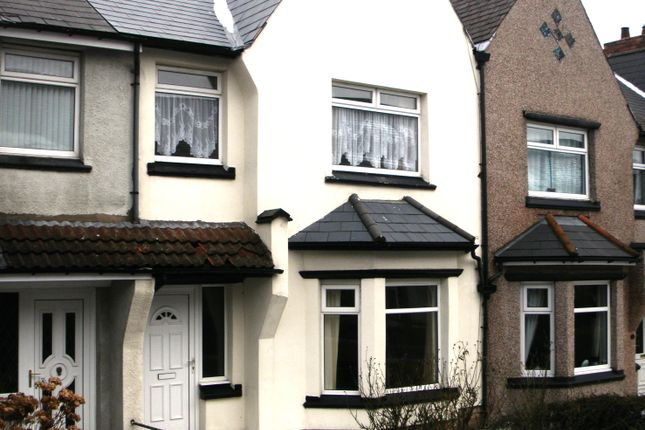 Thumbnail Terraced house to rent in The Avenue, Consett