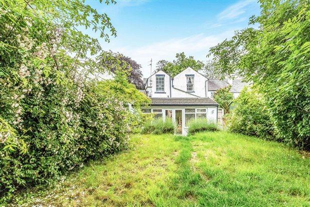 Rear Garden of Whinfield Lane, Ashton-On-Ribble, Preston PR2