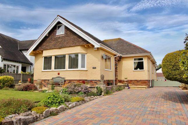 Thumbnail Detached bungalow for sale in Craig Wen, Rhos On Sea, Colwyn Bay