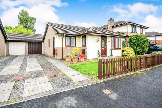Thumbnail Detached bungalow for sale in Shapley Way, Liverton, Newton Abbot