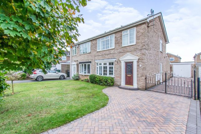 Thumbnail Semi-detached house for sale in Torne View, Auckley, Doncaster