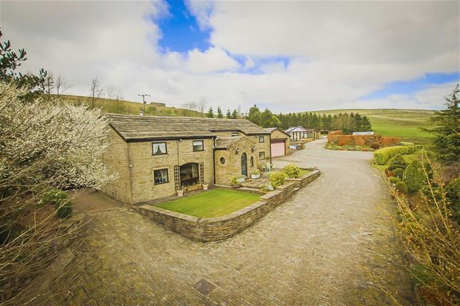 Thumbnail Farmhouse for sale in Sliven Clod Road, Rossendale