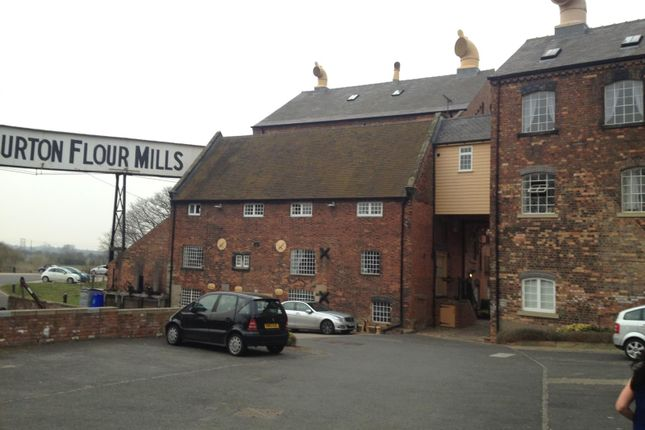 1 bed flat to rent in The Flour Mills, Burton-On-Trent