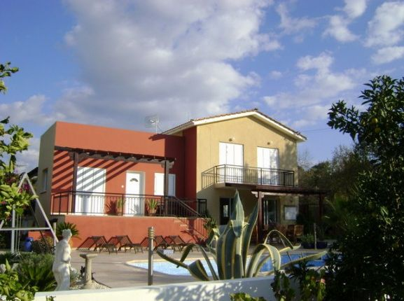3 bed detached house for sale in Yiolou, Giolou, Paphos, Cyprus