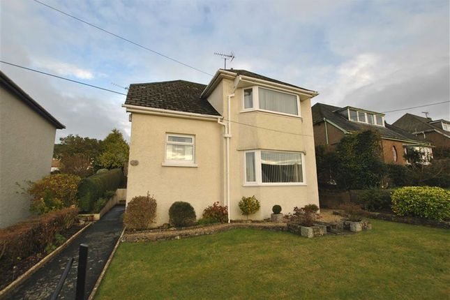 Thumbnail Detached house for sale in Limehayes Road, Okehampton, Devon