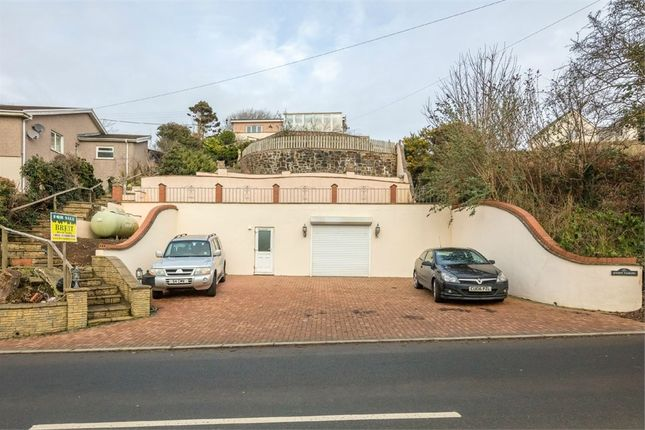 Thumbnail Detached house for sale in Burton, Milford Haven, Pembrokeshire