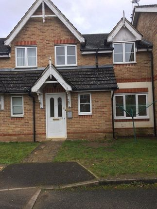 Thumbnail Terraced house to rent in Huntington Place, Slough