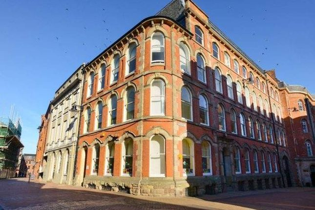 Thumbnail Office for sale in Lower Ground Floor, 1 Broadway, The Lace Market, Notitngham