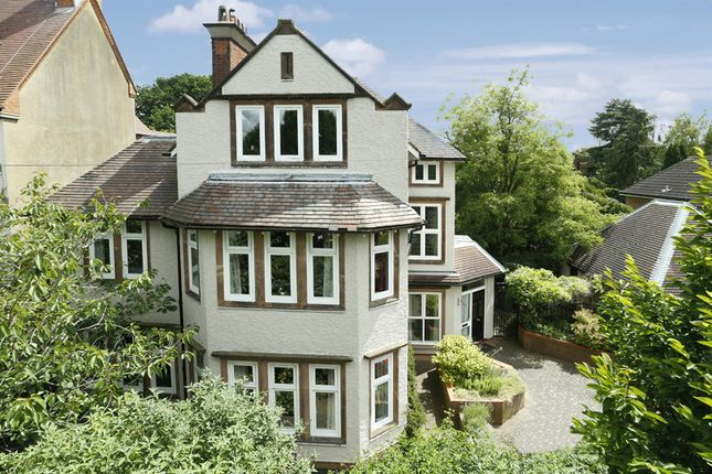 Thumbnail Detached house for sale in Moultrie Road, Rugby, Warwickshire