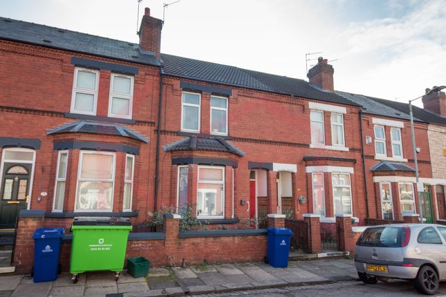 Thumbnail Terraced house to rent in Royal Avenue, Doncaster