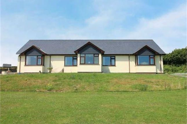 Thumbnail Detached bungalow for sale in Parkers Cross, Parkers Cross, Looe, Cornwall