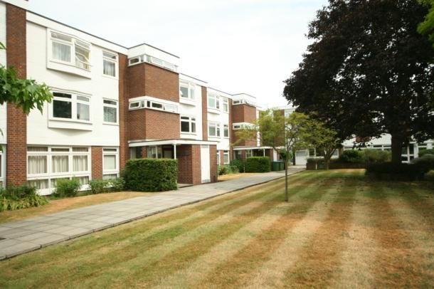 Thumbnail Flat to rent in Blackheath Park, London