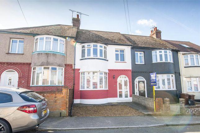 Thumbnail Terraced house for sale in Sanctuary Road, Gillingham, Kent