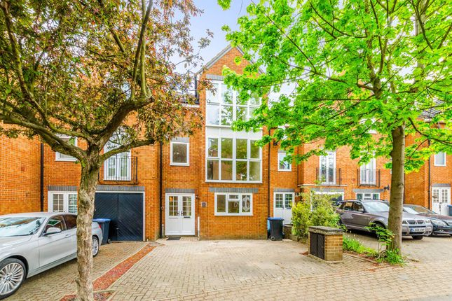 Thumbnail Terraced house to rent in Honeyman Close, Brondesbury Park