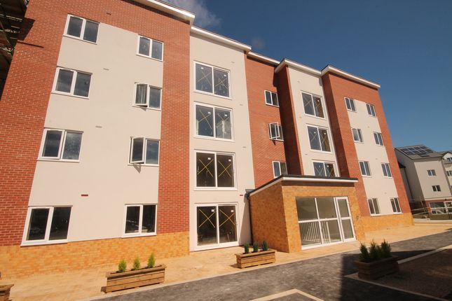 Thumbnail Flat for sale in Harrow Close, Bedford