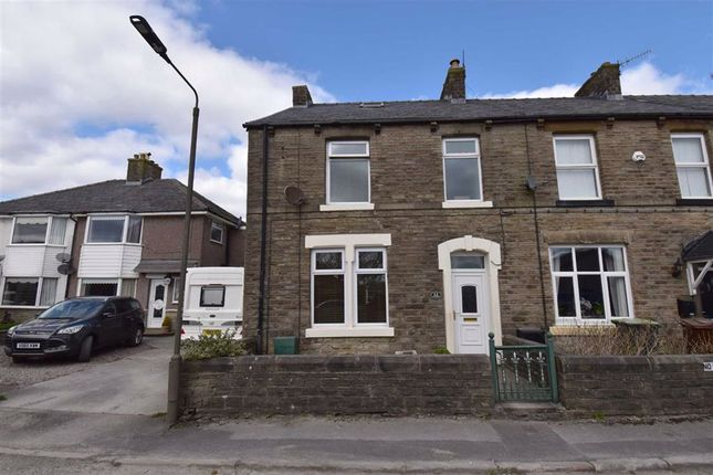 Thumbnail End terrace house for sale in Alexander Road, Dove Holes, Nr Buxton