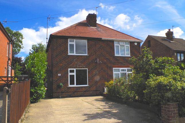 2 bed semi-detached house to rent in Alfreton Road, Pinxton NG16