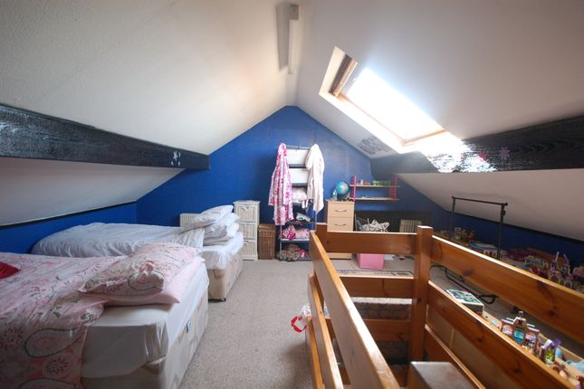 Loft Room of Roseacre, Blackpool FY4