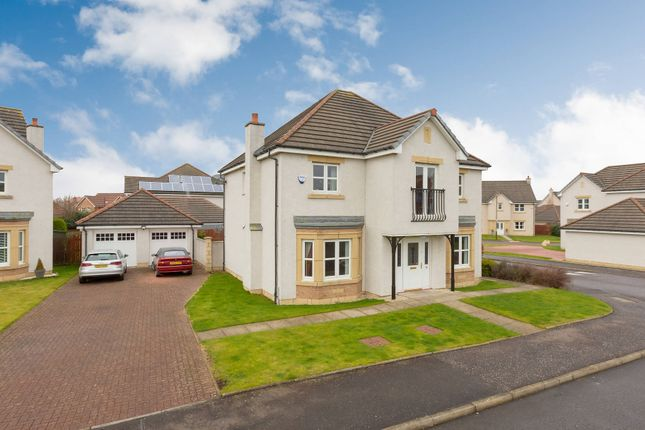 Thumbnail Detached house for sale in East Craigs Wynd, Edinburgh