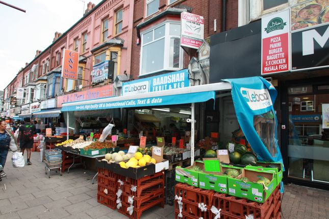 Retail premises for sale in Soho Road, Birmingham