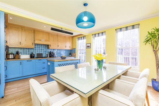 Thumbnail End terrace house for sale in Bourne Street, London
