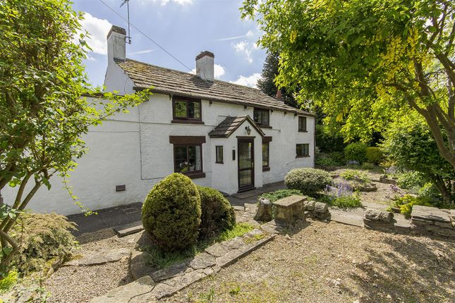 Thumbnail Detached house for sale in Hady Hill, Hady, Chesterfield