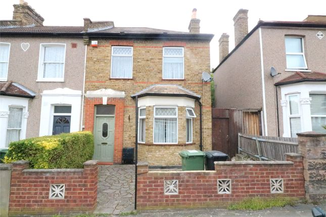 Thumbnail End terrace house for sale in Killearn Road, Catford, London