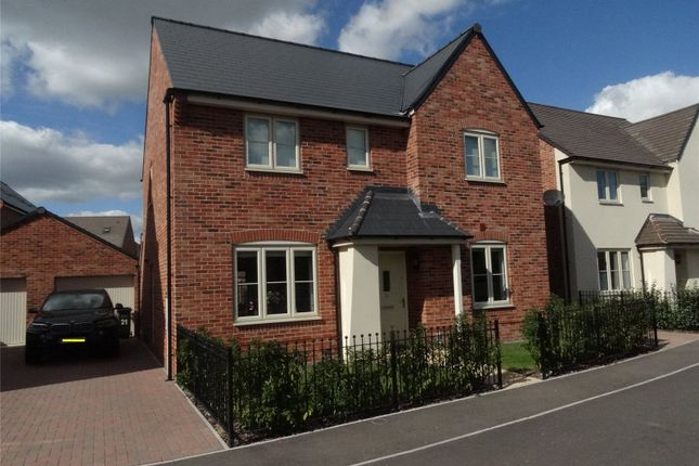 Thumbnail Detached house for sale in Honywood Place, Worcester