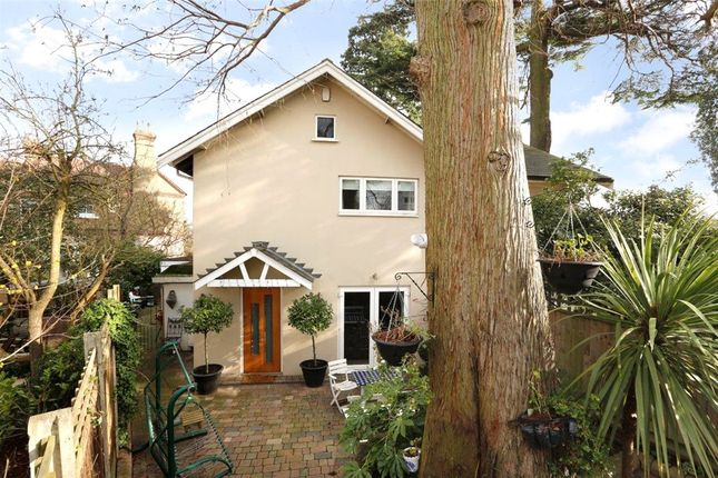 Thumbnail Semi-detached house for sale in St Mary's Road, Wimbledon