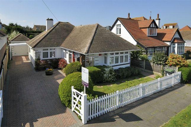 Thumbnail Detached bungalow for sale in Queensbridge Drive, Herne Bay, Kent