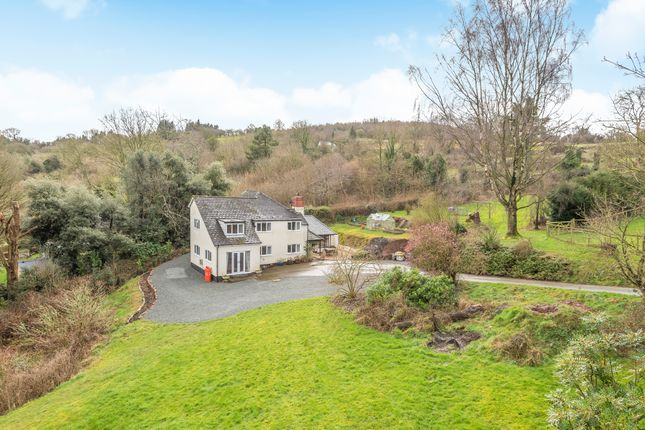Thumbnail Detached house for sale in Garway Hill, Hereford