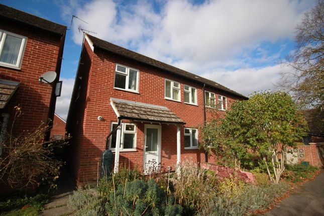 Thumbnail Semi-detached house to rent in Beaufort Close, Didcot