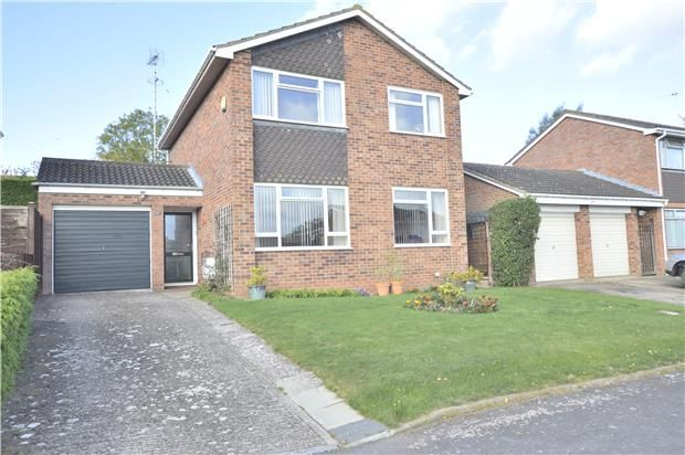 Thumbnail Detached house for sale in Apperley Park, Apperley, Gloucester