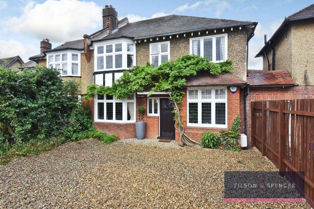 Thumbnail Semi-detached house for sale in Uplands Park Road, Enfield