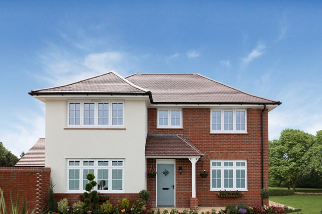 Thumbnail Detached house for sale in Church Road, Web Heath Redditch