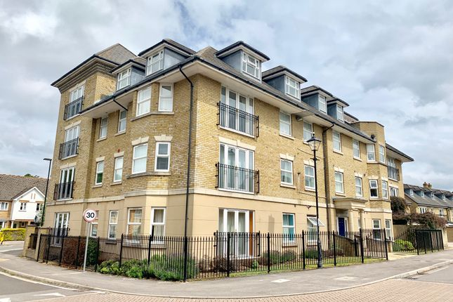 Thumbnail Flat for sale in Marshall Square, Banister Park, Southampton
