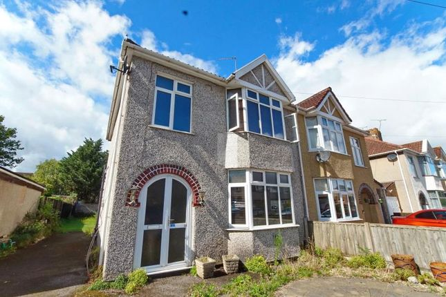 4 bed semi-detached house to rent in Frome Valley Road, Frenchay, Bristol BS16