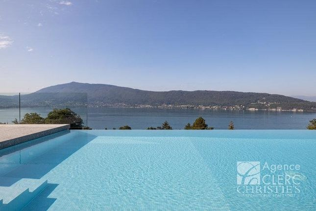 Thumbnail Town house for sale in Veyrier-Du-Lac, 74290, France