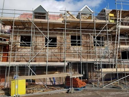 Thumbnail Town house for sale in Plot 47, Dukes Way, Axminster
