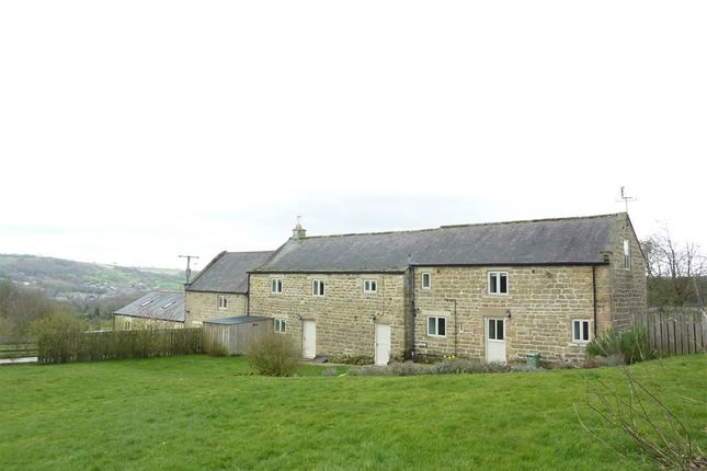 Thumbnail Barn conversion to rent in Harewll Lane, Harrogate, North Yorkshire