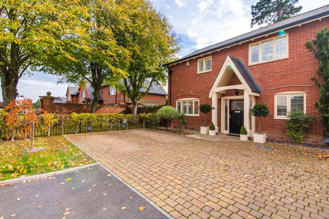 Thumbnail Semi-detached house for sale in Homefield Close, Winkton, Christchurch