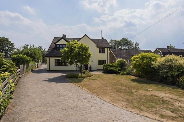 Thumbnail Equestrian property for sale in March, Cambridgeshire