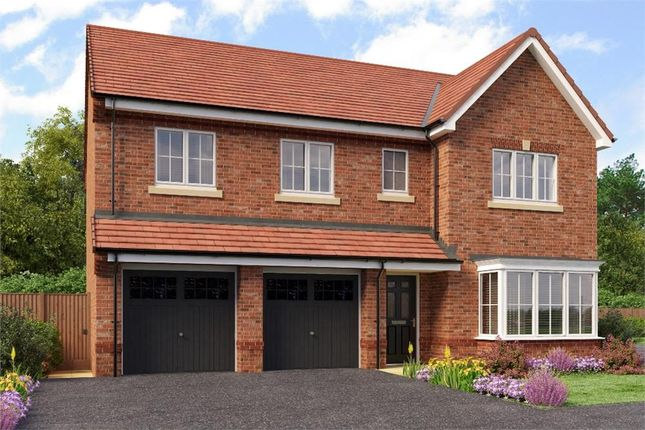 "Thumbnail Detached house for sale in ""Buttermere"" at Aberford Road, Wakefield"
